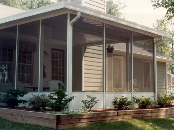Screened Rooms Gutter King Of North Florida