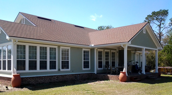 Seamless Gutters In Jacksonville Gutter King Of North