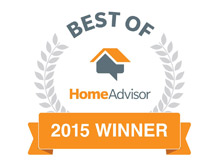 Gutter King of North Florida - Best of HomeAdvisor Award Winner